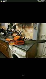 Chainsaw excellent condition