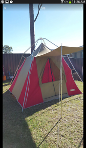 Tent Canvas 4 Man 90 dollars ono Gillieston Heights Maitland Area Preview
