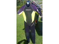 Sola Energy short sleeved Adult Wetsuit