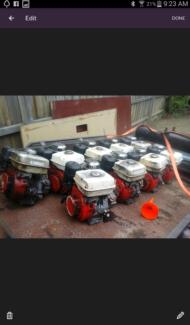 Honda engines 8hp with gear box