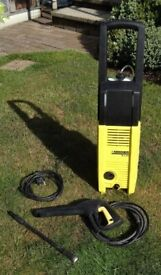 KARCHER PRESSURE POWER JET WASHER