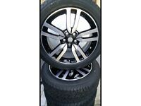 Landrover landmark alloy wheels 20""