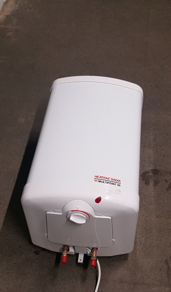 used but in very good condition electric water heater heatrae sadia £100