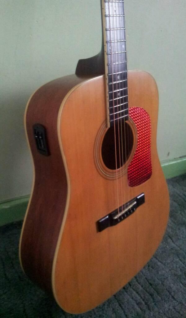 Washburn electro acoustic