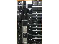 Desktop. PC tower sale from only £49