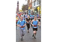 Run Belfast Half Marathon for Parkinson's UK