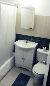 Dorval Monthly Apts,$975/monthly, furnished, no lease wifi incl West Island Greater Montréal image 4