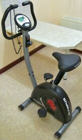 Olympus Sport Pace Exercise Bike OS-10201 - Speed, RPM, Time, Distance, Calorie, Pulse, Recovery
