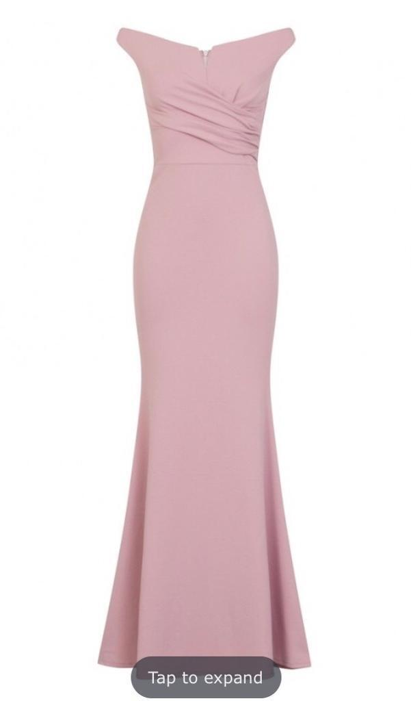3 x dusky pink dresses | in Plymouth, Devon | Gumtree