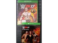 Wwe 2k17 brand new sealed for xbox one. Goldberg and NXT ENHANCEMENT Pack