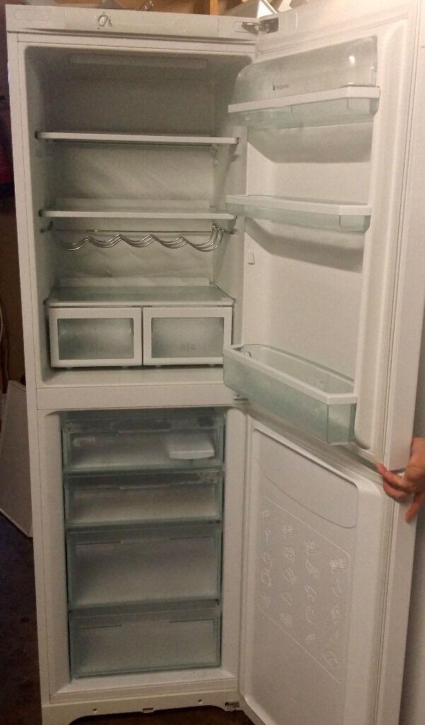 Huge A Class Hotpoint Ffp187b Fridge Freezer For Sale