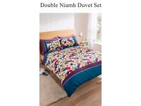 Double Niamh Duvet Set