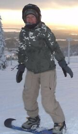 O'Neil Launch Series Snowboard (or Ski) Jacket - Size Medium