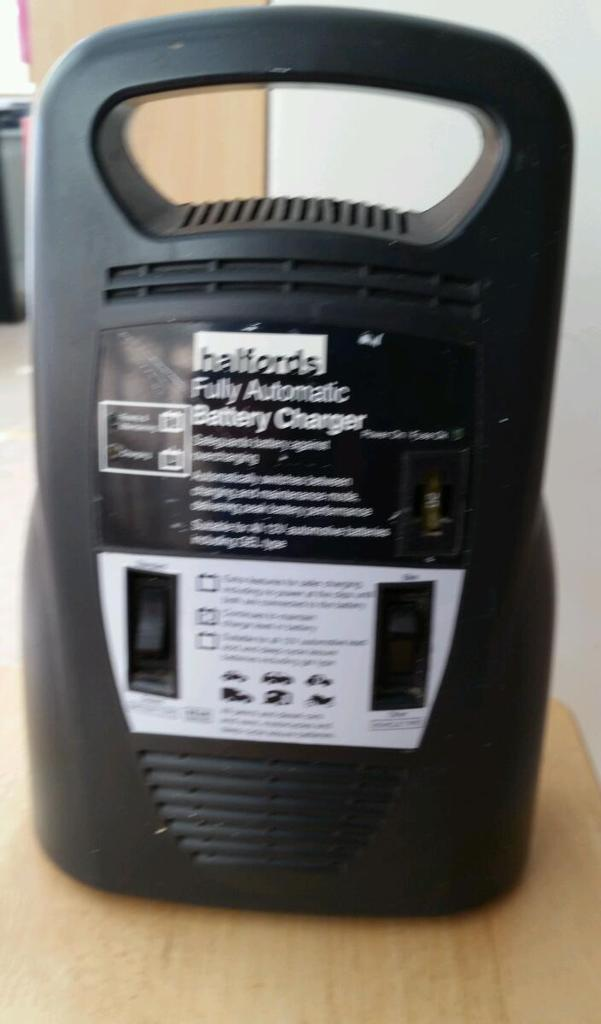 Halfords Battery Charger In Rhiwbina Cardiff Gumtree