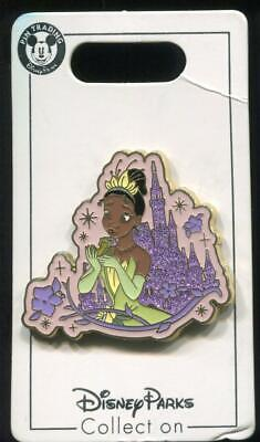 Tiana Sparkle Castle Princess and the Frog Disney Pin -