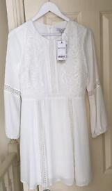 Brand new - White dress Next Petite