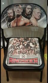 WWE Ringside steel chair