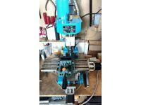 X1 CNC Milling Machine