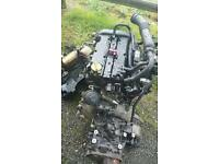 CORSA C TWIN PORT Z12XEP ENGINE