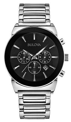 Bulova 96B203 Men's Watch - Free Shipping