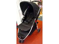 Babystart Ria 3 Wheel Pushchair - Lightweight, Easyfold