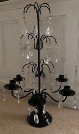 Centrepiece - Dining or Side table 6 Candle holder