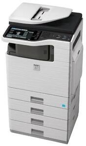 Sharp MX-C401 C401 Color Copier Printer Scanner Copy Machine Photocopier - Office Copiers Printers on SALE