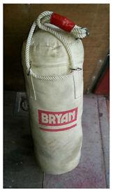 Boxing Punch Bag barley used VGC Kick Boxing MMA