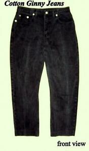 Cotton Ginny jeans, black, 100% cotton, Canada, 9 but dress 12