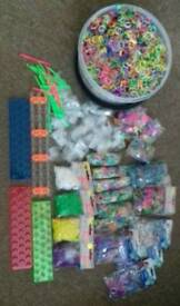 Loom band clearout
