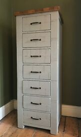 Matching SOLID OAK Drawers and Wardrobe
