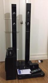 Samsung Complete Home Cinema System (with DVD player)