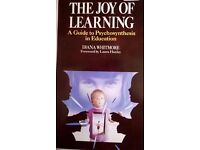 The Joy of learning by Diana Whitmore