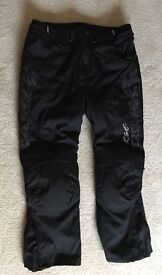 RST LADIES BIKER TROUSERS SIZE 16