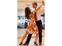 Learn to dance like in Strictly Come Dancing! Ballroom and Latin American dance classes