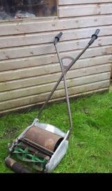 Classic Suffolk Punch self propelled Lawnmower
