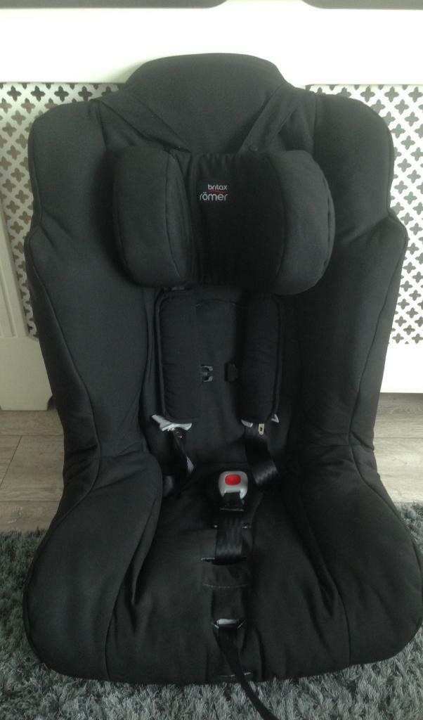 Used Twice Britax Traveller Plus Car Seat For Special Needs