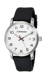 WENGER Unisex Watch 01.1641.103 NEW WARRANTY