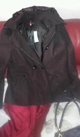 Brand new coat with tags grab a bargain :)