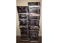 Over 100 NEW HORROR/THRILLER DVDs