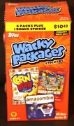 Wacky Packages Bonus Box