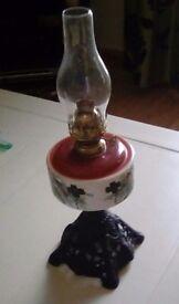 Antique old lamp