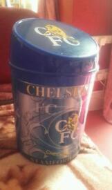 CHELSEA F.C WASTE BIN