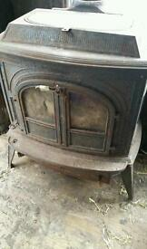 Multi fuel vililant Woodburner.