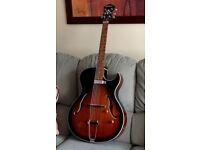 Washburn Hollow Body Jazz type guitar MAY TRADE LOCALLY