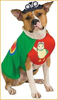 Wonder Pets Ming ming the Duck Large Dog Costume - Fun for Halloween
