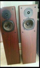 Gale Floor Speakers