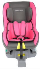 Pampero iso fix car seat 9 months - 4 years