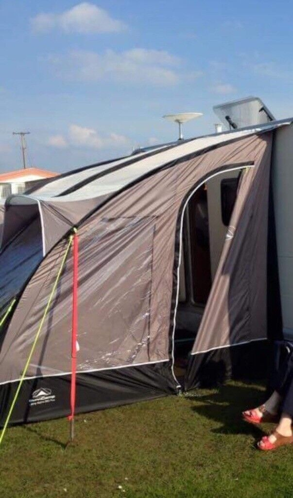 Sunn Camp Ultima Aspire 260 Plus Porch Awning For Caravan In