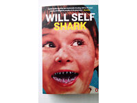 Shark by Will Self ***Signed Copy***